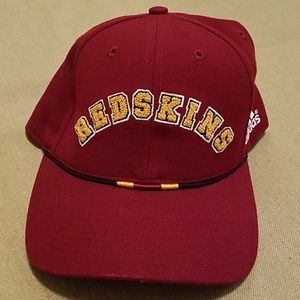 GUC Washington Redskins Adidas fitted cap 7 3/8